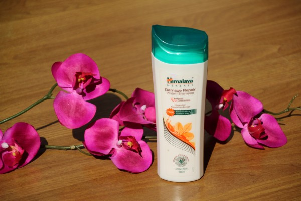 Protein Shampoo Damage Repair (200ml, Himalaya Herbals)